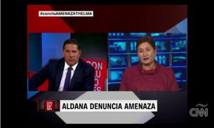 Thelma Aldana a CNN: «La verdad debe imponerse en el país»