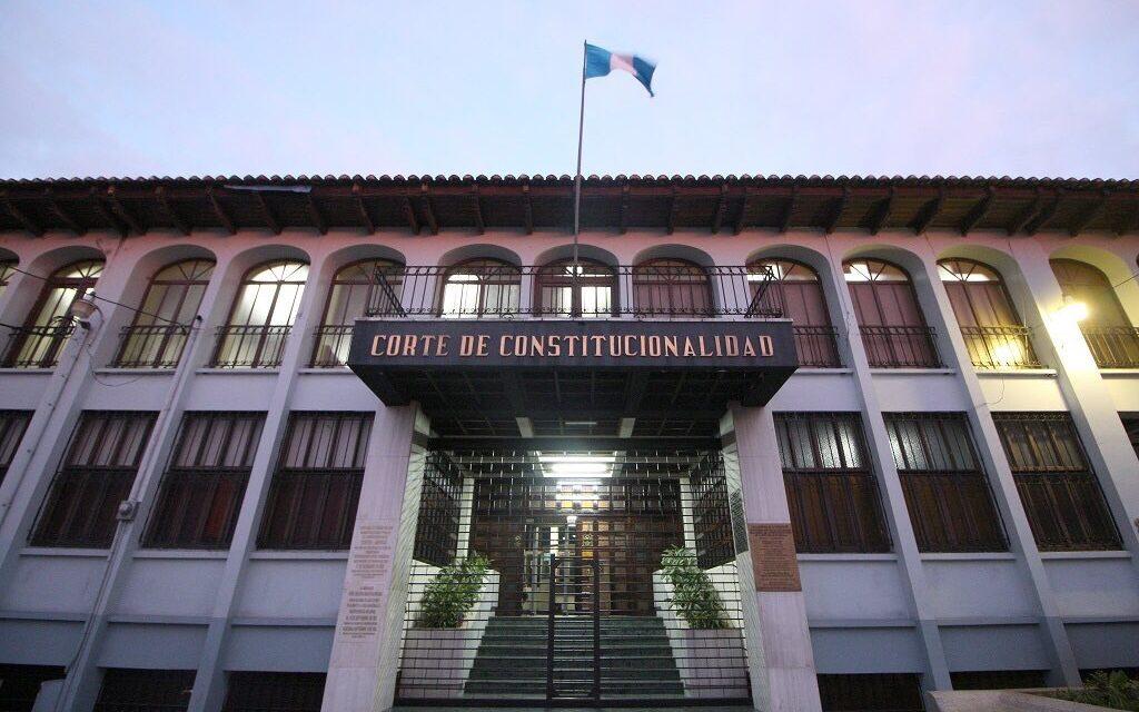 URGENTE Corte de Constitucionalidad se pronuncia por Eleccion de Magistrados de la CSJ