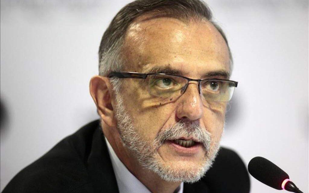 El ex comisionado de CICIG envía saludo por las Fiestas Patrias