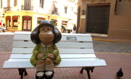 Mafalda, la nena defensora de los Derechos de los Niños, cumple 55 años