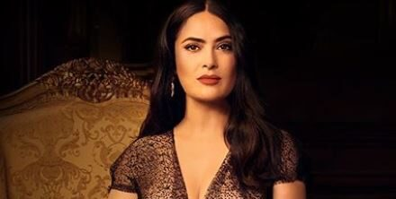 Salma Hayek se estrena como productora ejecutiva con la serie Monarca