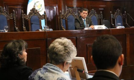 Diputados escuchan a afectados por la CICIG