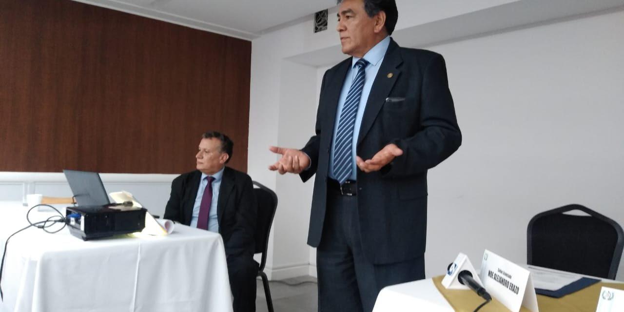 Walter Félix: «Si no se invierte en niñez y adolescencia Guatemala será un país inviable»