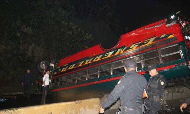 Transportes Esmeralda: las máquinas de hacer accidentes