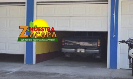 Pareja muere por intoxicación en Autohotel en Zacapa