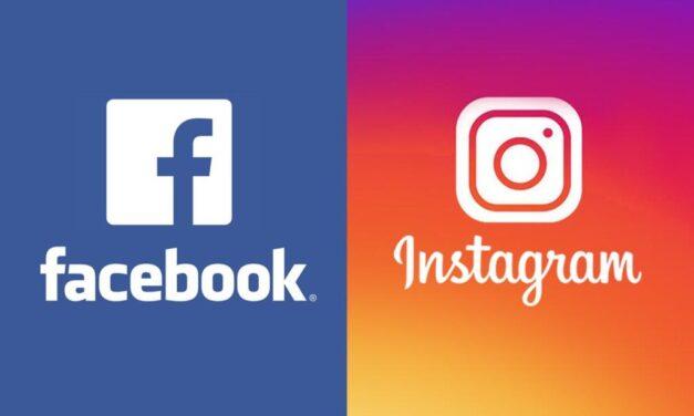 ¿Problemas para entrar a Facebook e Instagram?