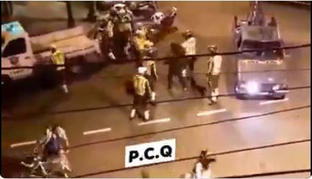PMT violenta a un motorista y el Procurador de Derechos Humanos hace un llamado al Alcalde