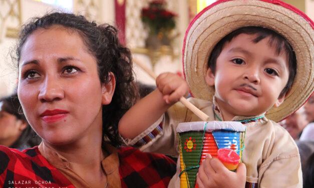 Fernando Us: «Hay una desconexión entre el niño disfrazado de indígena y el niño indígena que sufre desigualdad»