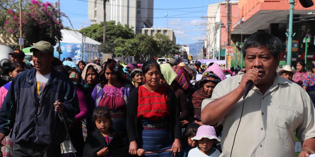 Diputado Leocadio Juracán: «El Estado está incentivando a un levantamiento de las comunidades por la miseria en que viven»