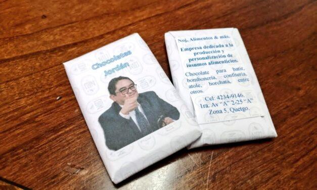 Chocolate Jordán Rodas