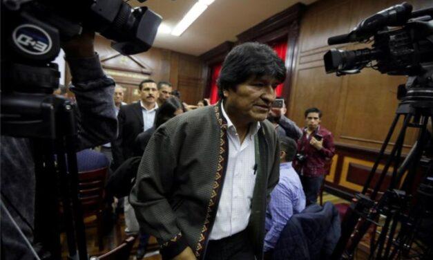 ¿Qué sigue ahora con el expresidente boliviano? Evo Morales afronta momentos claves