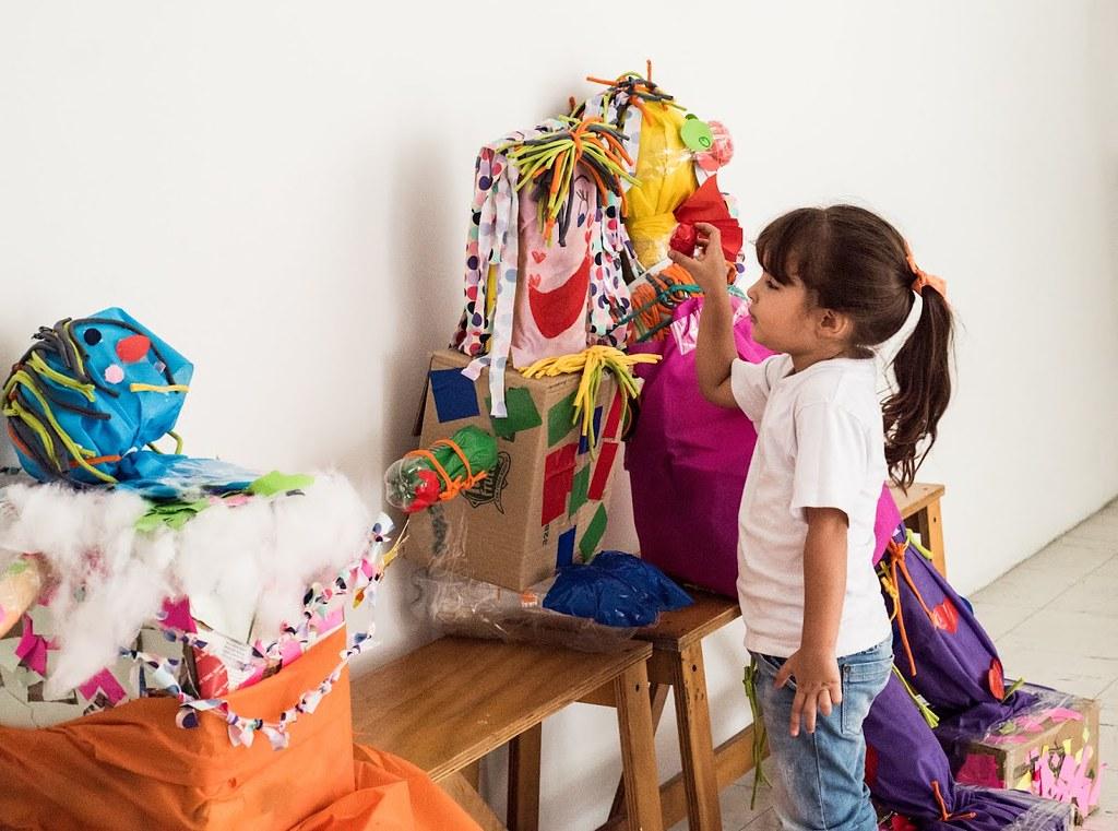 reciclaje juguetes