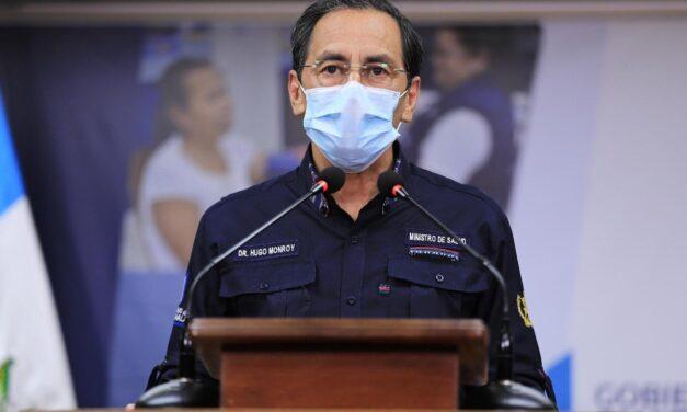 Un ministro de Salud inoperante en medio de la crisis