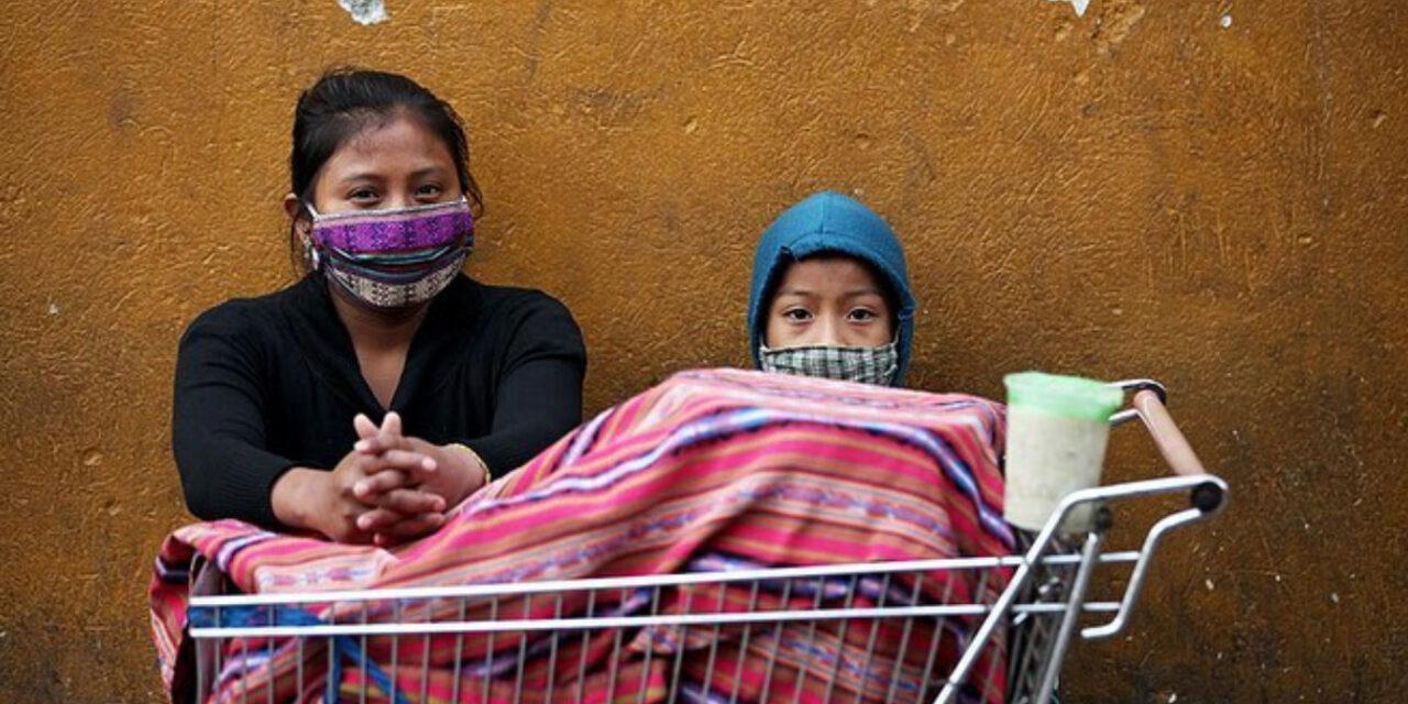 Guatemala es el país centroamericano con más muertes a raíz del covid-19