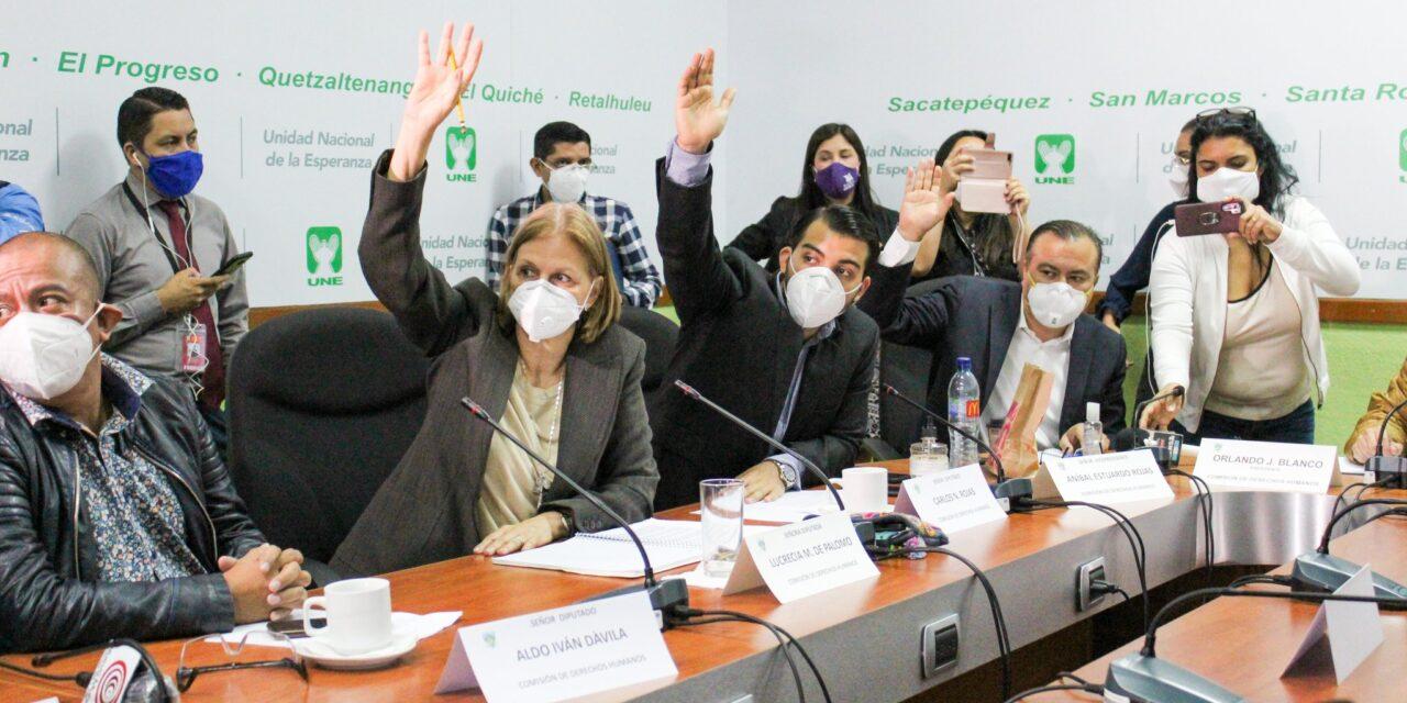 Diputados ultraconservadores promueven interpelar al Procurador de los Derechos Humanos