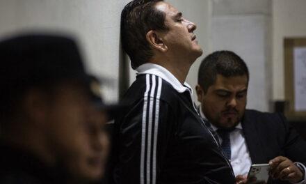 Gustavo Alejos buscará salir de prisión por quebrantos de salud