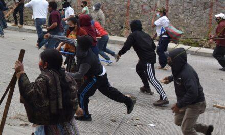 Nuevamente se producen disturbios en Cobán
