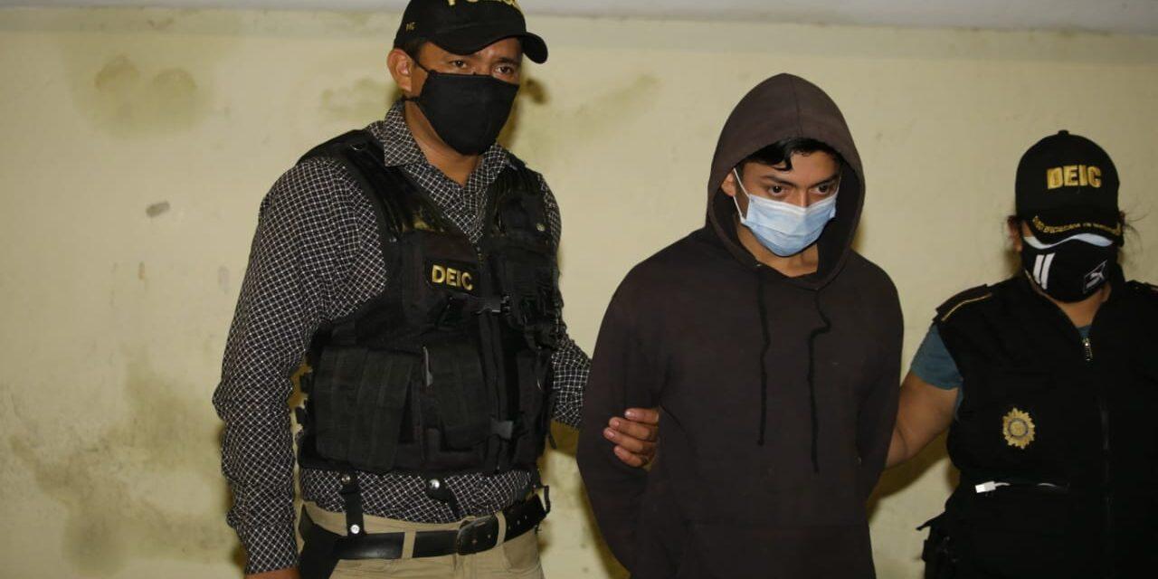 Capturan a agresor de niña en San Juan Sacatepéquez