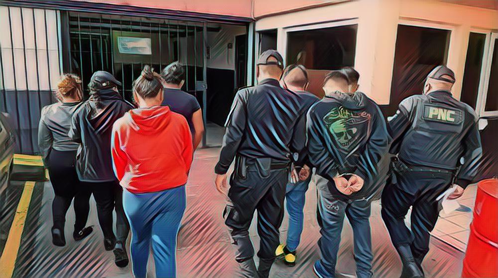 Atracadores en hotel: querían llevarse hasta el tambo de gas