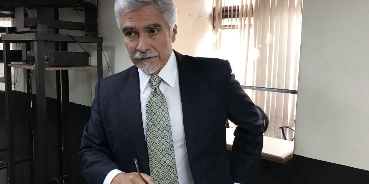MP abrirá investigación en contra de Ricardo Méndez Ruiz