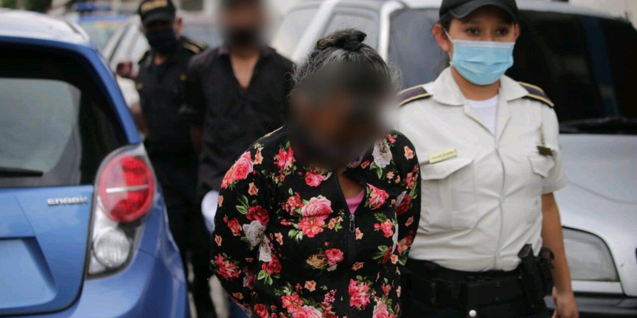 PNC realiza cacería en contra de mujeres extorsionistas