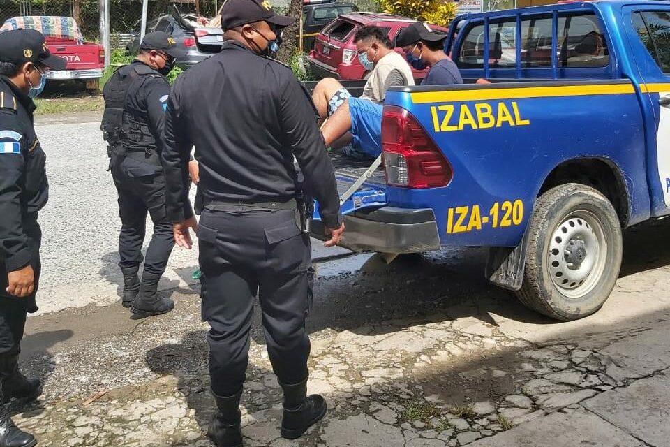 Capturan a moto ladrones integrantes del Barrio 18