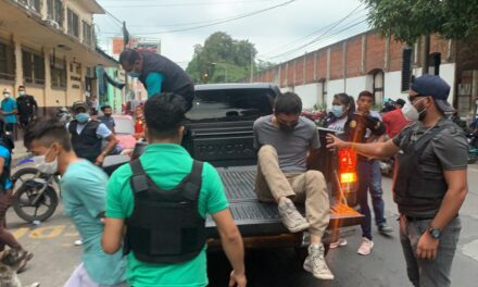 Agentes antipandillas neutralizan a extorsionistas que exigían Q50,000 a comerciante