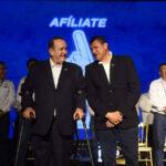 Vicepresidente Castillo y Alejandro Giammattei rompen relaciones