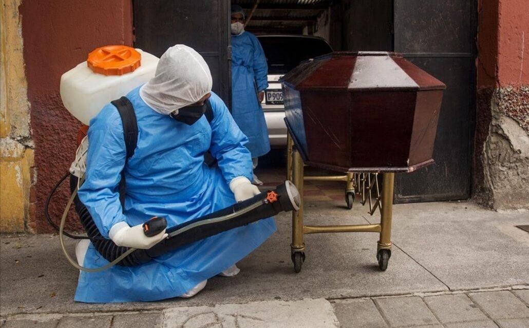 Más de 80 mil casos luego de seis meses de pandemia en Guatemala