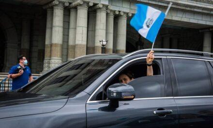 Un golpe maestro en la región centroamericana