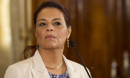 Inmuebles de Roxana Baldetti pasan a nombre del Estado