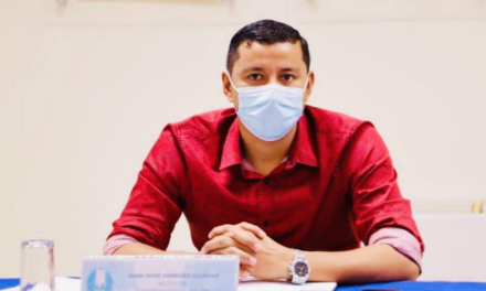 JJ Paredes, alcalde de San Francisco, Petén, resulta positivo para Covid-19