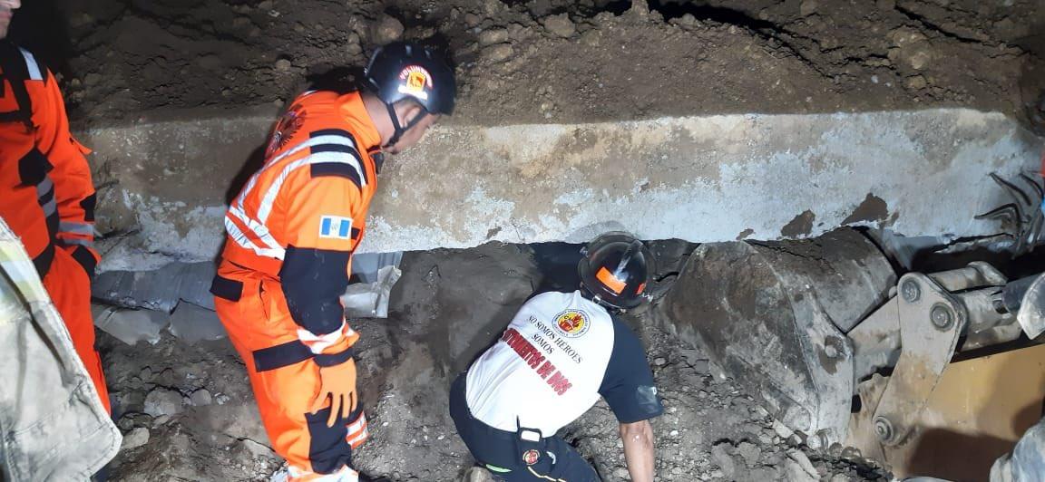 Tragedia en Camotán, 10 muertos tras deslizamiento de tierra