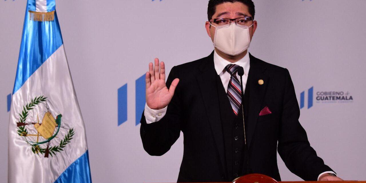 Destituyen a Carlos Sandoval, viceministro del Deporte