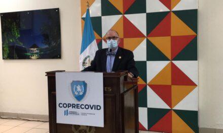 El epidemiólogo Edwin Asturias renuncia a la Coprecovid