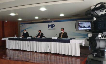 "MP revela detalles del caso ""Bufete de Abogados VIP"""