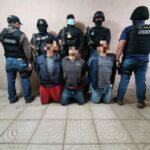 Capturan a secuestradores mientras recogían supuesto pago
