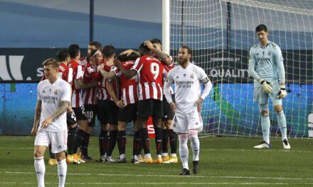 La supercopa de España definió a sus finalistas