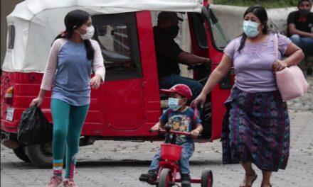 El peor día de contagios en Guatemala