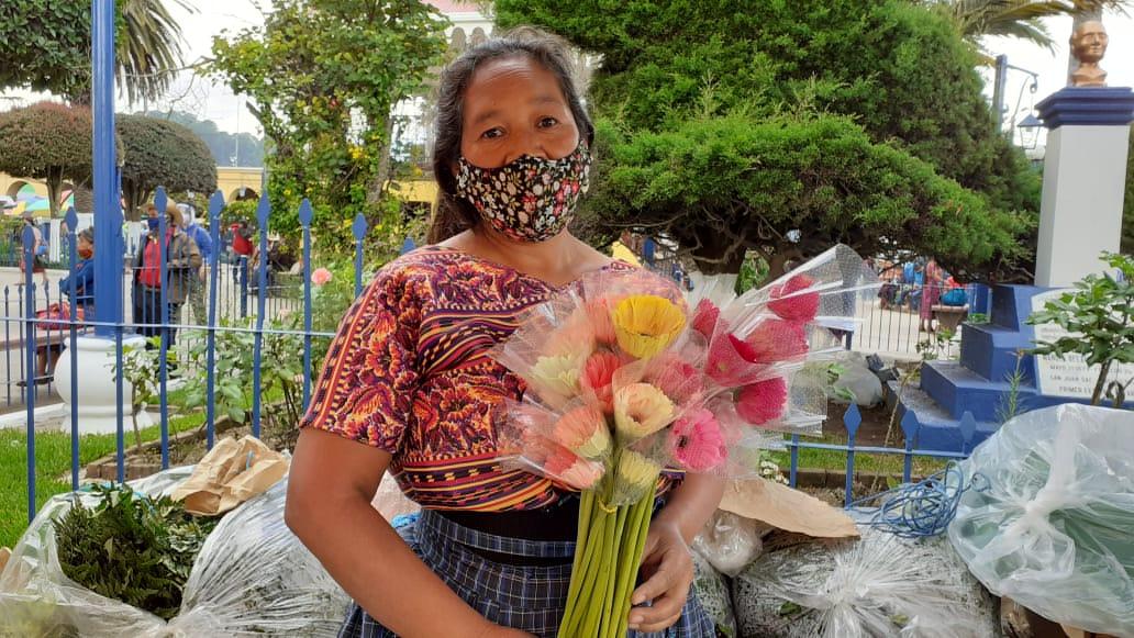 Día del cariño, momento clave para productores de flores guatemaltecos