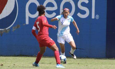 Selección femenina de fútbol se impone a Panamá