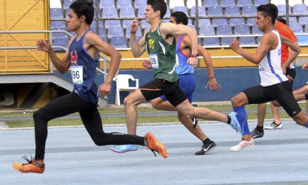 Atletismo guatemalteco calienta motores