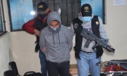 Capturan a Walter Sical Orozco sindicado de acosar a niña