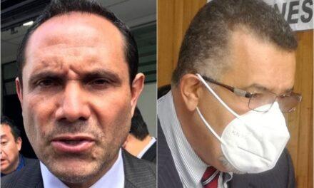Los capos Murphy y Gálvez, eslabones de la contrainsurgencia