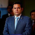 Corte de Constitucionalidad tramita amparo relacionado a retiro de inmunidad de Jimmy Morales