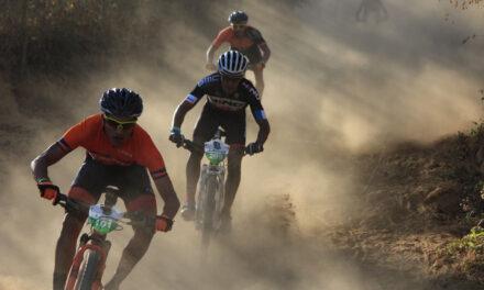 Ciclistas guatemaltecos encaran el Reto del Quetzal