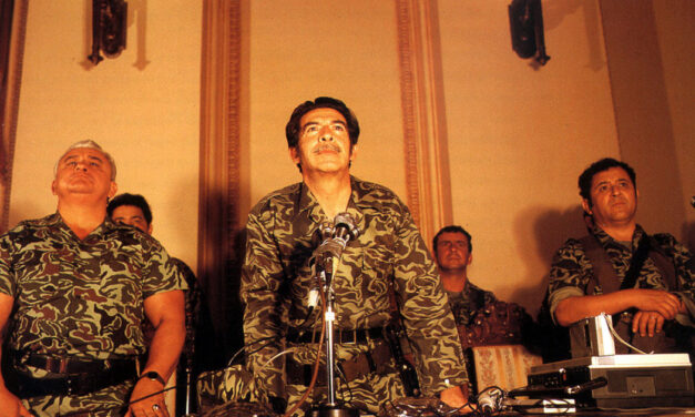 Reseña política de Guatemala VI