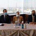 "Fiscal general ""Cony"" Porras recibe homenaje de consolación"