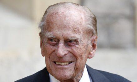 «Colgó los tenis» Felipe, esposo de la reina Isabel II