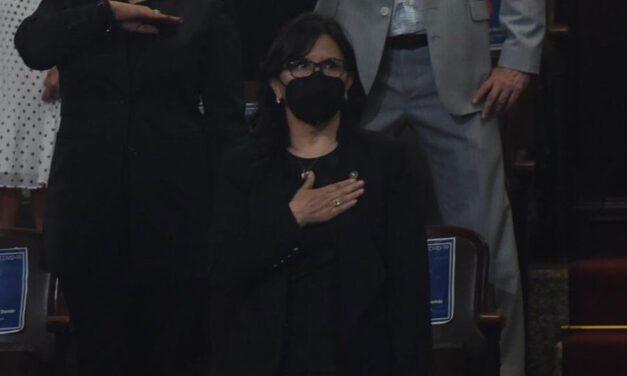 CIDH pide al Congreso ponerse la mano en la consciencia y juramentar a Porras